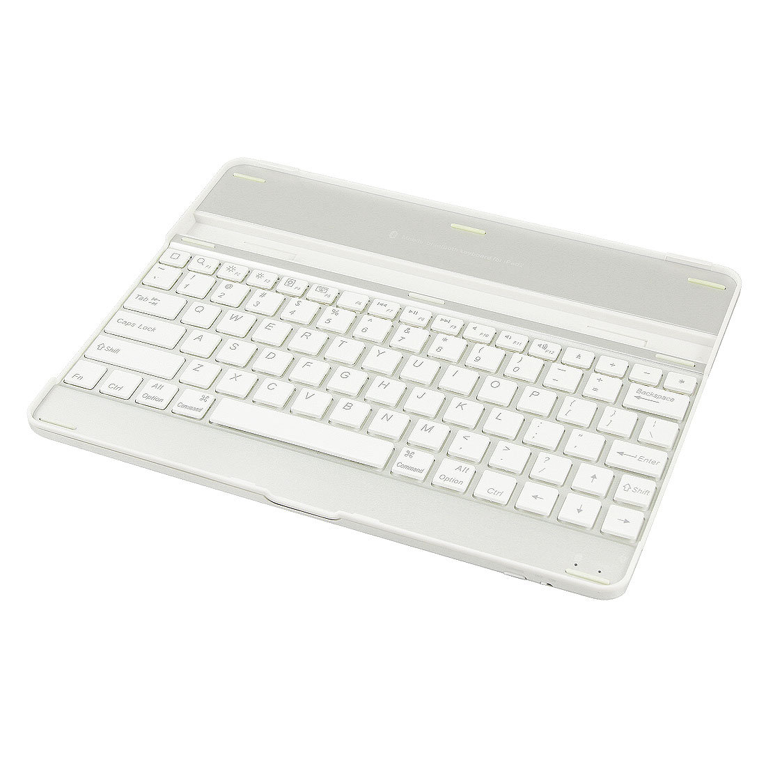 White Wireless bluetooth Keyboard for Apple iPad 2nd 3rd Generation PC