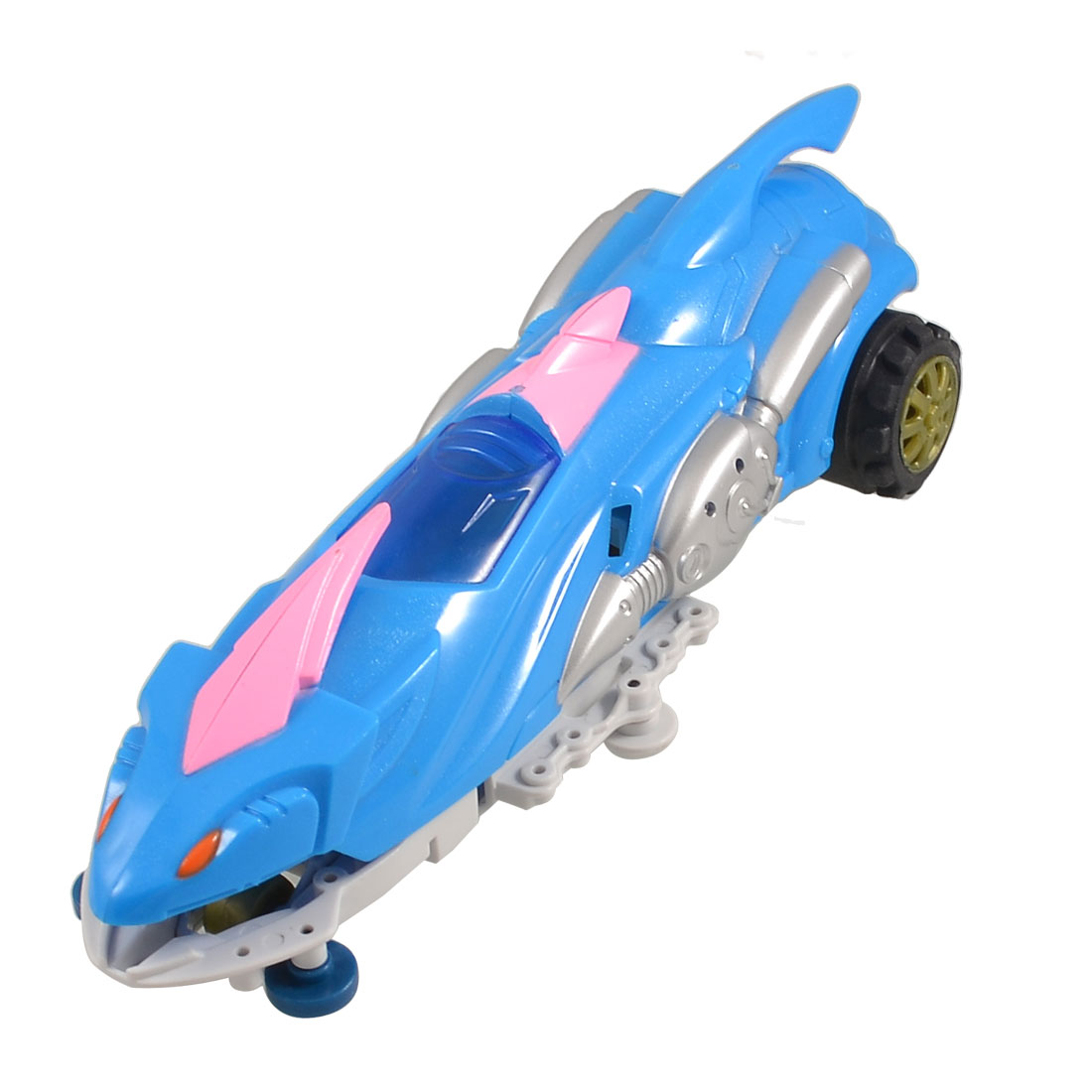 Blue Pink Plastic Racing Car Model Toy for Child Children