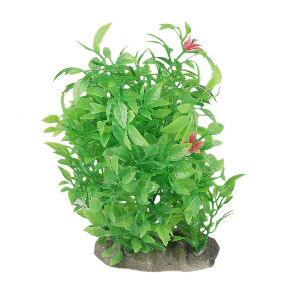 "6.3"" Height Green Manmade Water Plant for Aquarium Fish Tank"