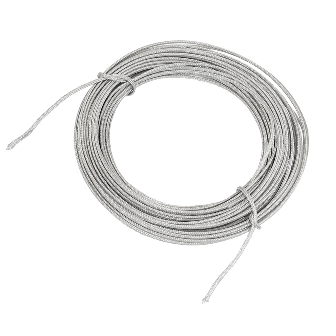 0-500C Temperature Range 3mm Width Thermocouple Extension Wire 20M
