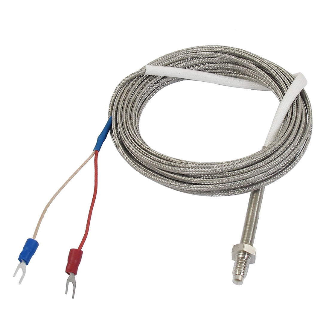 6mm Thread Dia K Type 5M Temperature Controller Thermocouple 0-500C