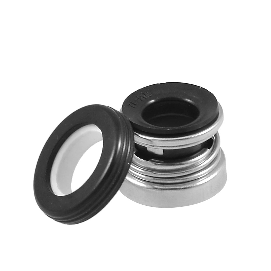 12mm Interior Diameter Single Spring Rubber Bellows Mechanical Seal