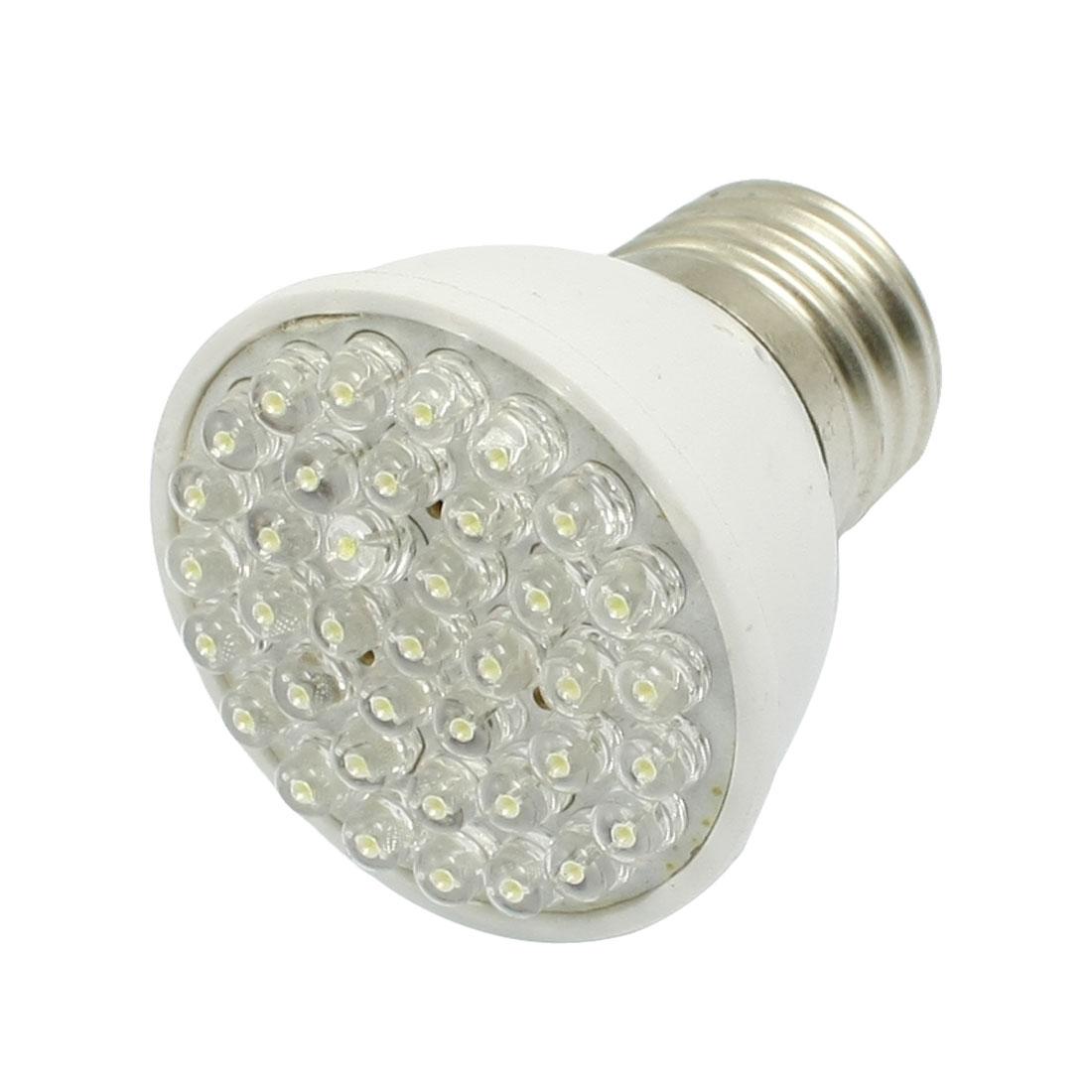3W Warm White Light Energy Saving E27 38 LED Lights Corn Bulb 220V