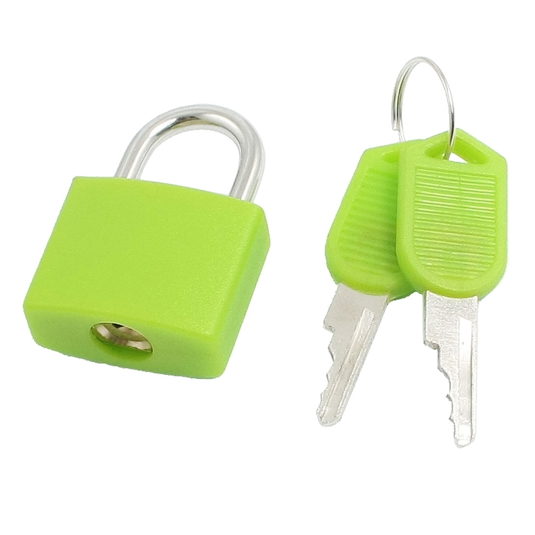 Rectangle Drawer Cabinet Suitcase Toolbox Padlock 22mm + 2 Keys