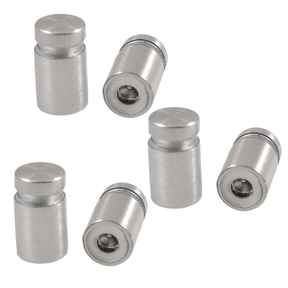 Advertising Board Billboard Sheet Mount Nails Bolts 12mm x 22mm 6 Pcs