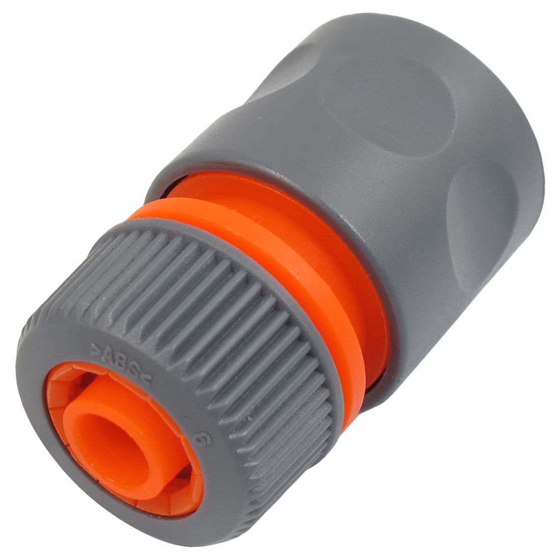17mm Connector Plastic Quick Click Coupler for 12mm x 18mm Water Hose