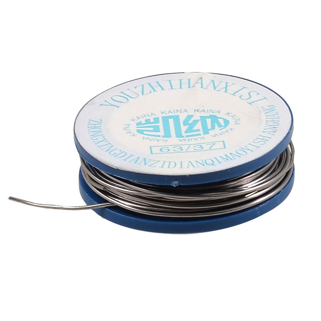 0.7mm Diameter 1.8M Length Tin Lead Solder Soldering Wire Reel