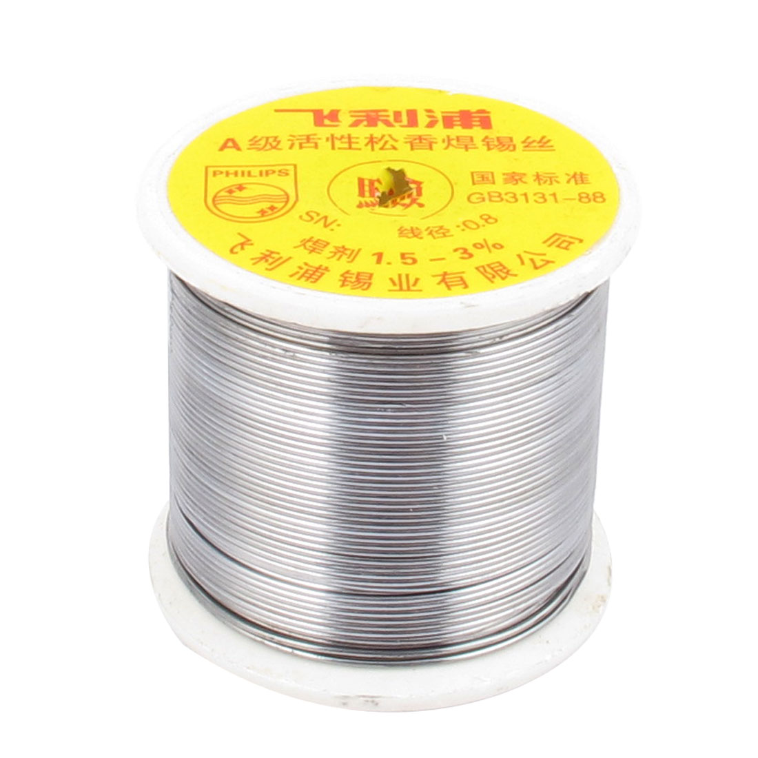 0.8mm 230g 63/37 63%SN Tin 37%PB Lead Solder Soldering Wire Spool Reel