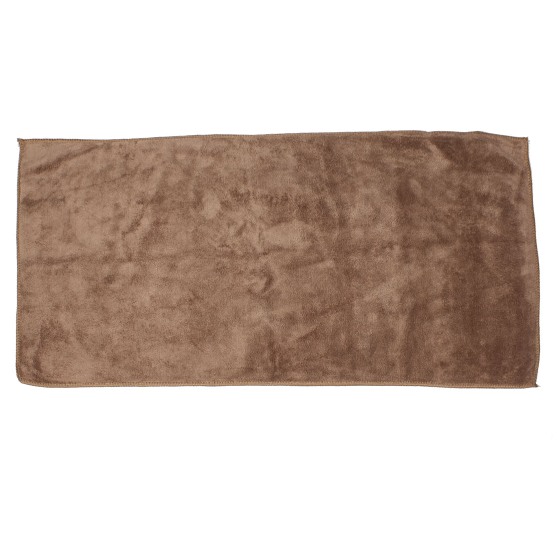"Coffee Color Microfiber Car Washing Cleaning Clean Towel 26"" x 12.6"""