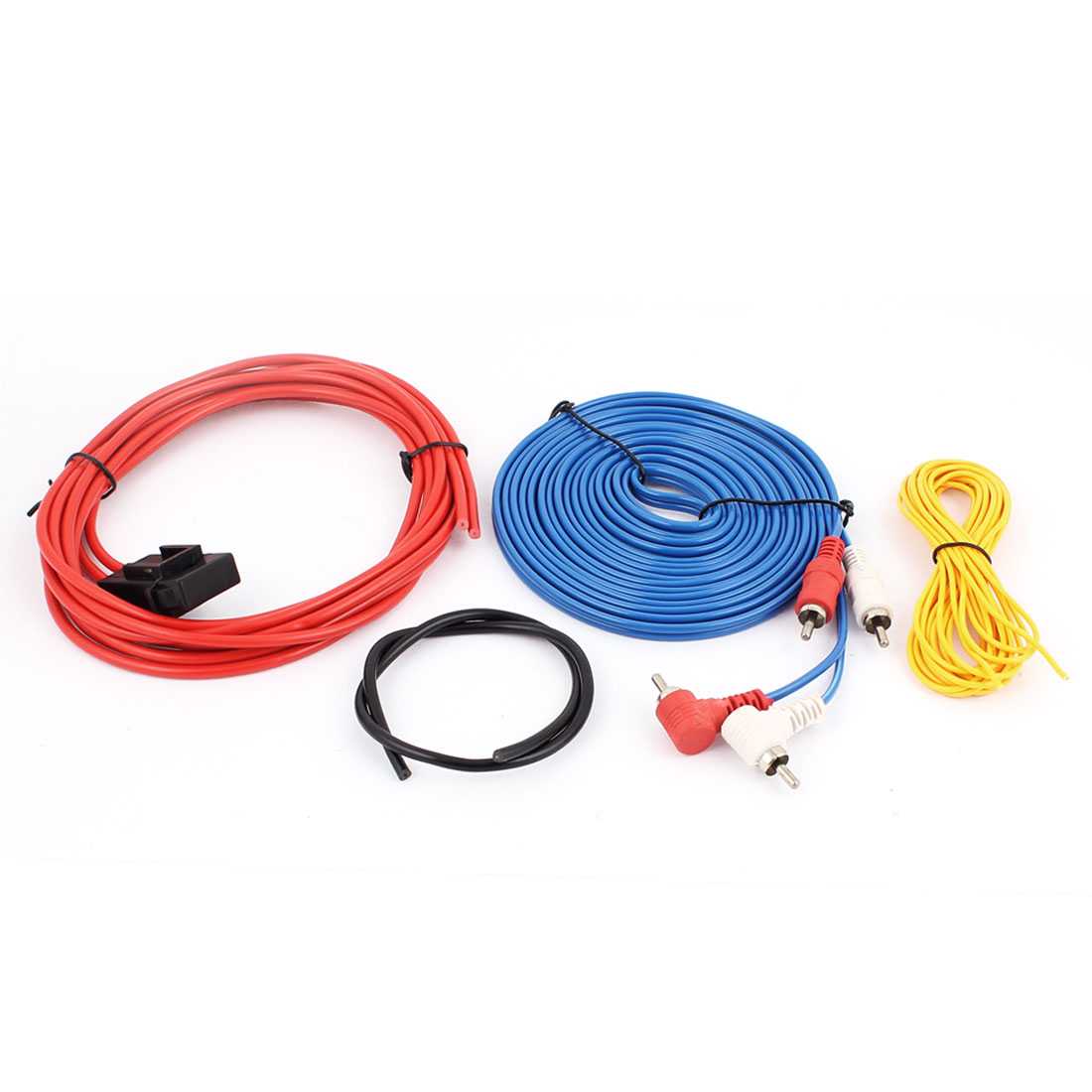 4 in 1 Car Audio Speaker Amplifier Wiring Cable Wire Kit