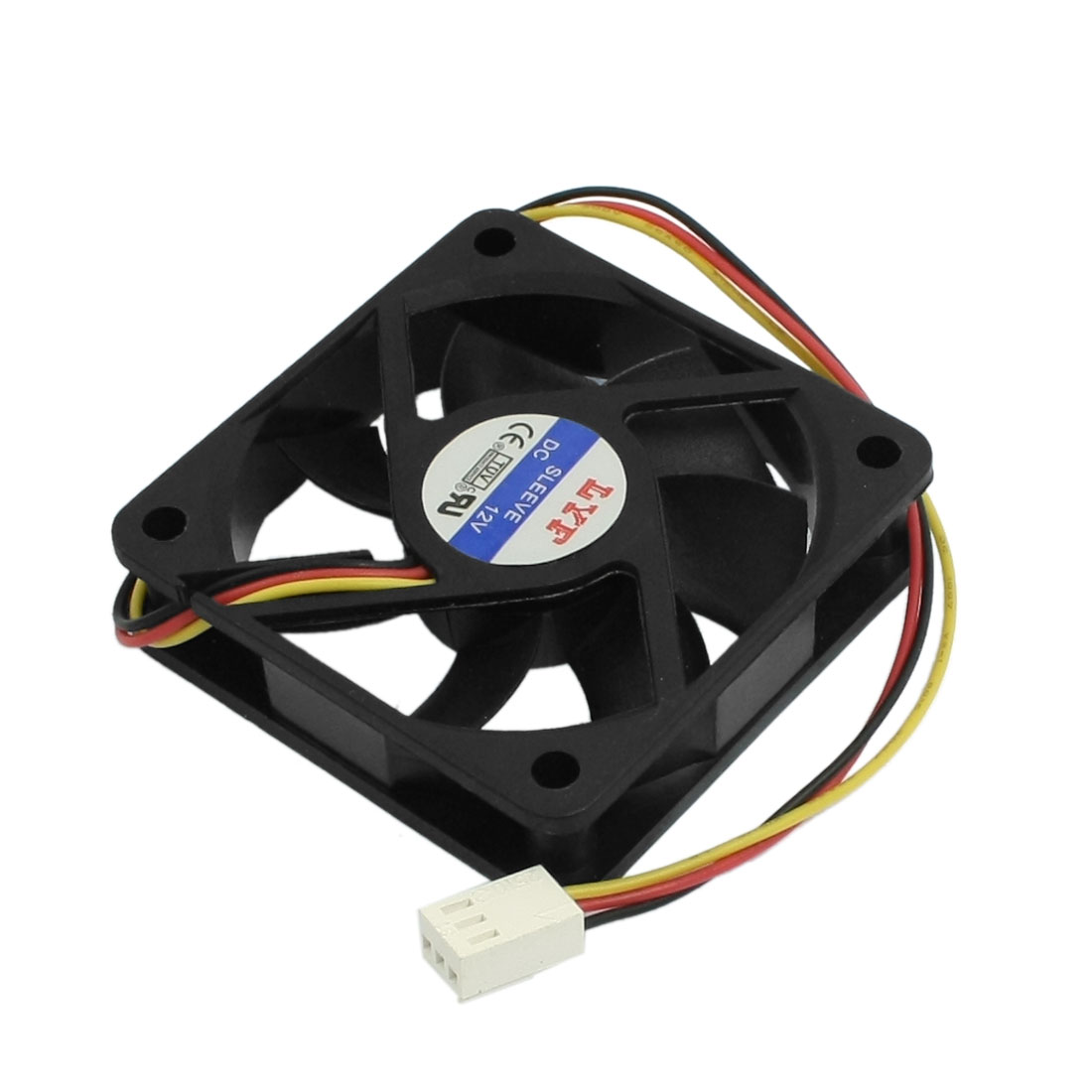 50mm x 50mm x 12mm 5010 DC 12V 0.12A Brushless Cooling Fan