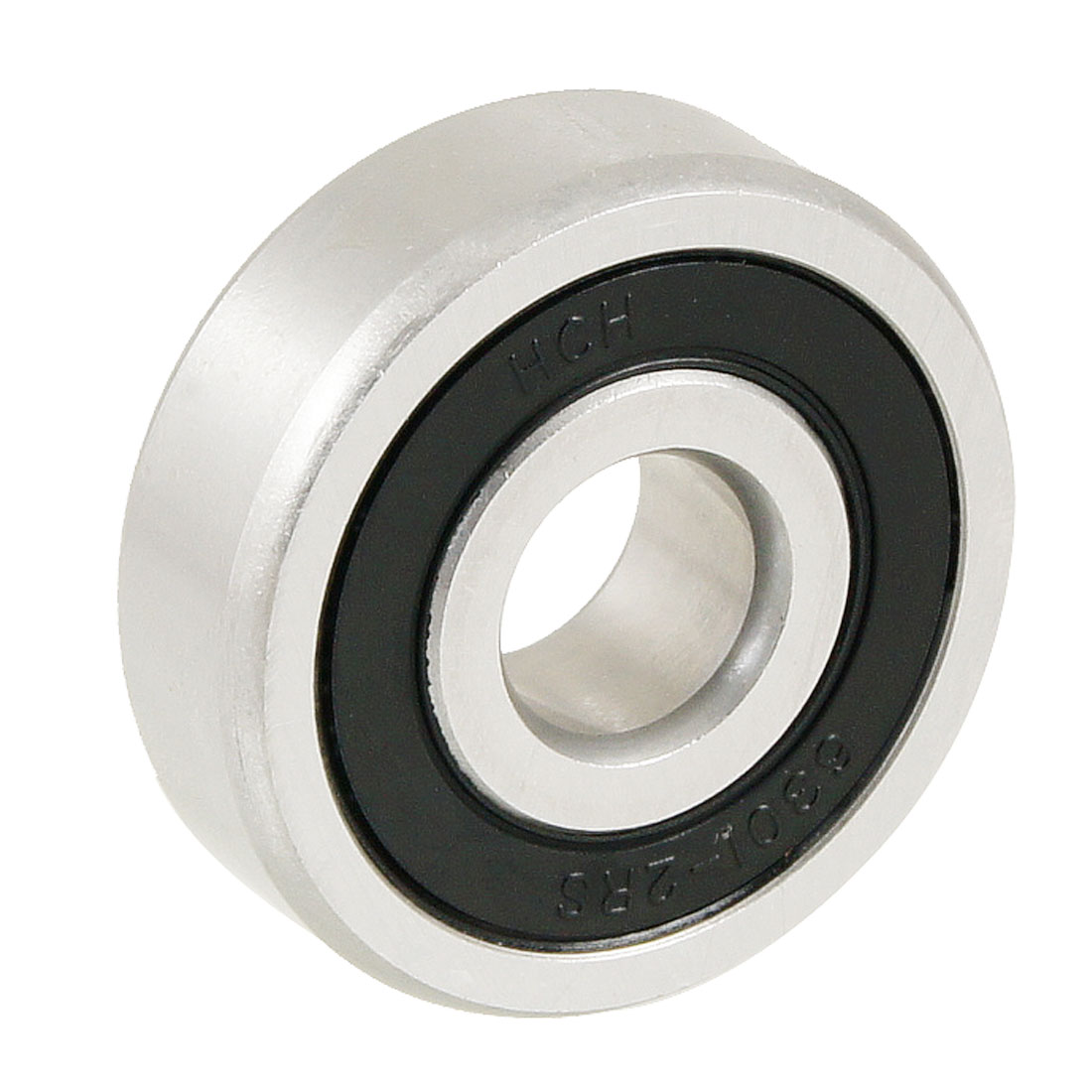 36.7mm x 12mm x 7mm Deep Groove Ball Bearing for Roller-Skating6301 2RS