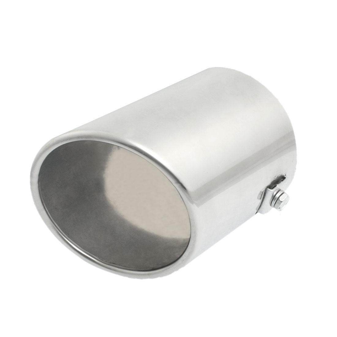 "2.7"" Inlet Silencer Tail Muffler Tip for Volkswagen Sagitar"