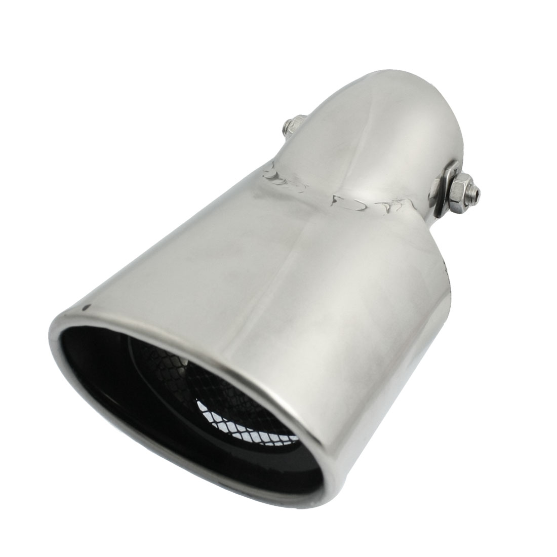 "2.2"" Inlet Silencer Tail Muffler Tip for Chevrolet Cruze"