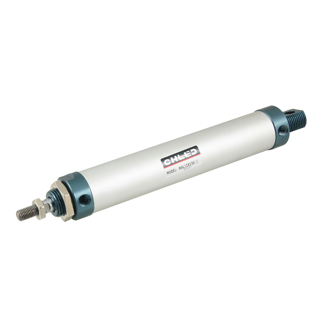 Pneumatic Screwed Piston Rod 32mm Bore 150mm Stroke Air Cylinder