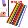"18 Pcs 7"" Length Hexagonal Shape Drawing Marking Colored Pencils"