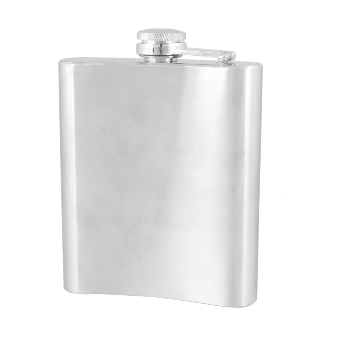 7oz 199ml Stainless Steel Whisky Wine Liquor Hip Flask