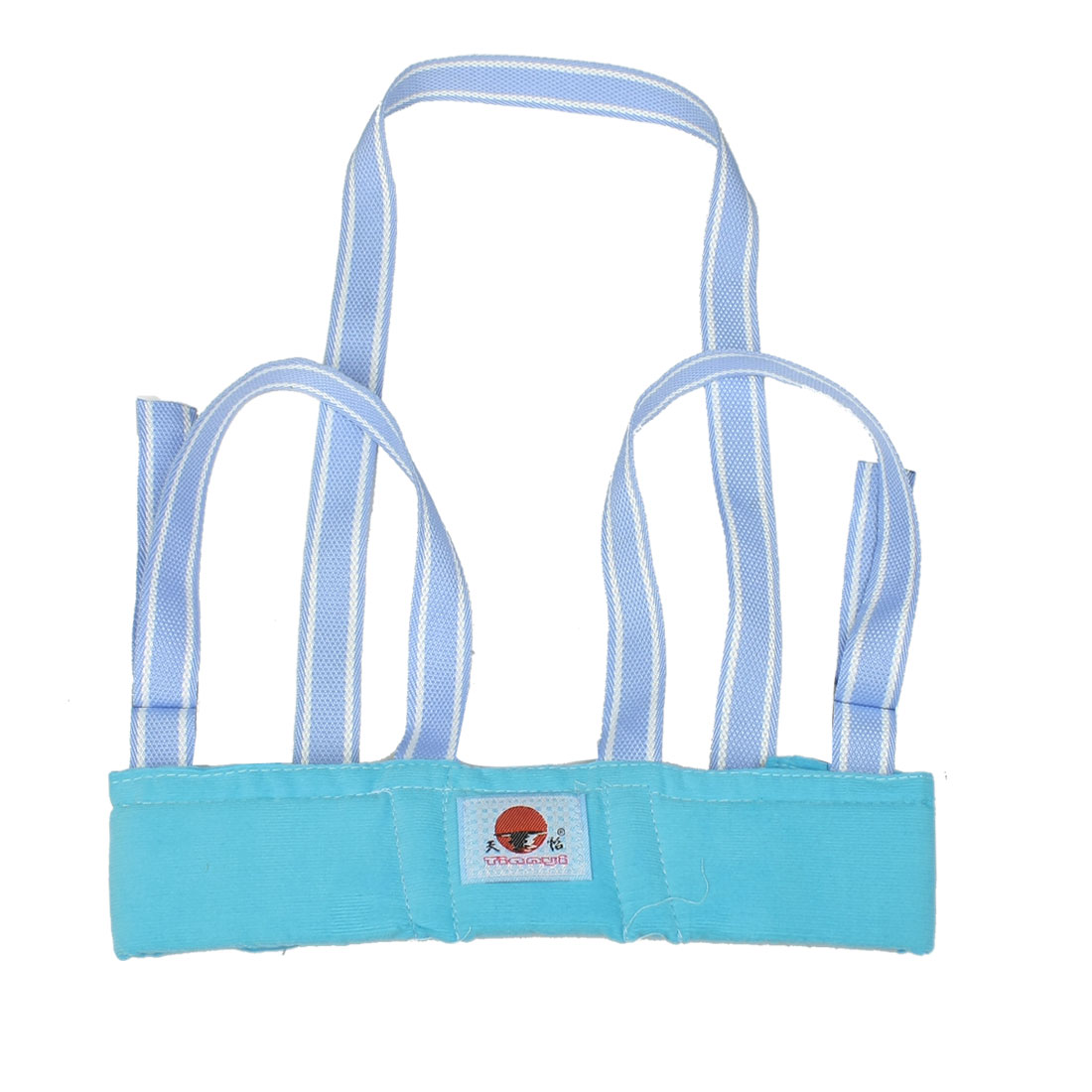Toddler Baby Safety Harness Adjustable Belt Walking Walker Assistant Sky Blue