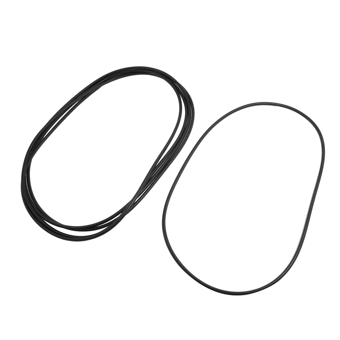 10 Pcs Oil Seal O Rings Black Nitrile Rubber 95mm OD 3.5mm Thickness