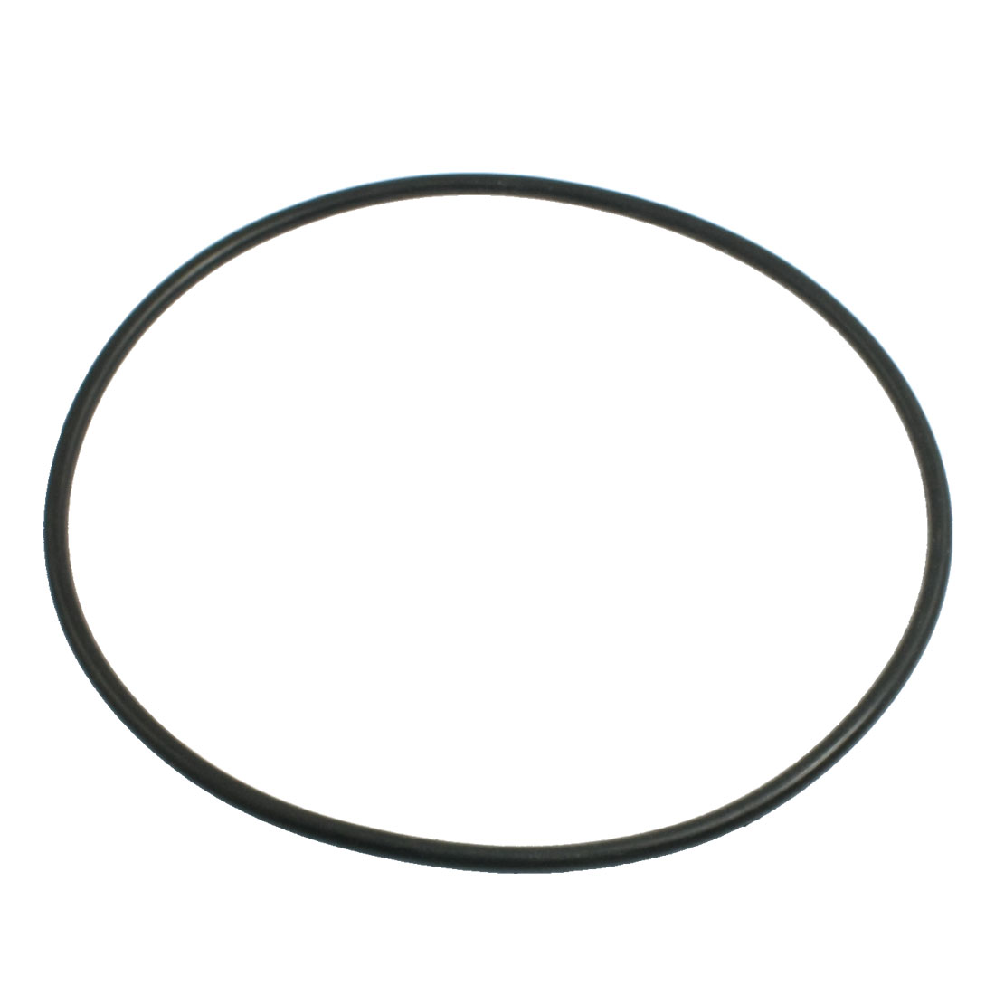 5mm x 170mm Nitrile Rubber O Type Sealing Ring Gasket Grommets Black