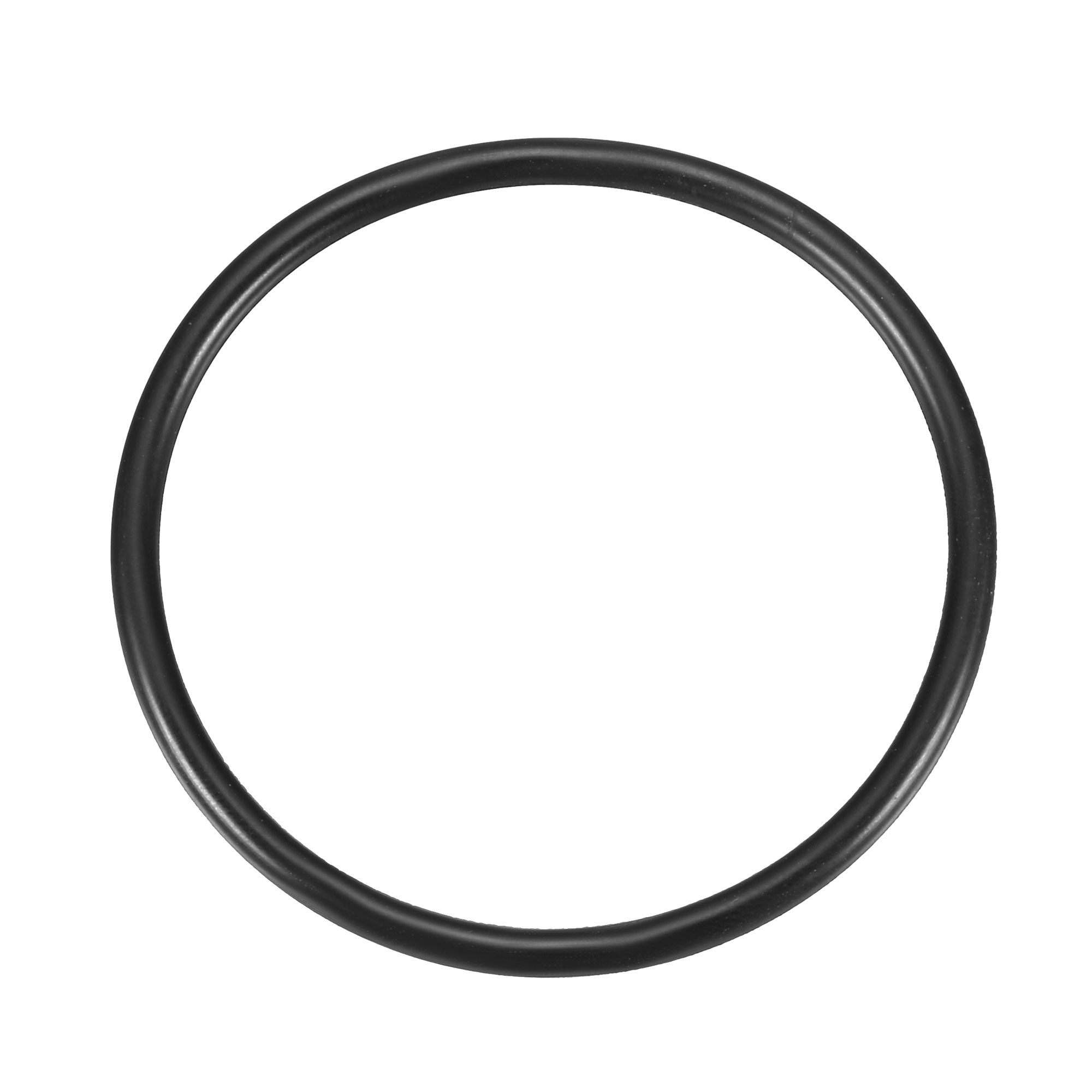 10 Pcs Oil Seal O Rings Black Nitrile Rubber 72mm OD 4mm Thickness
