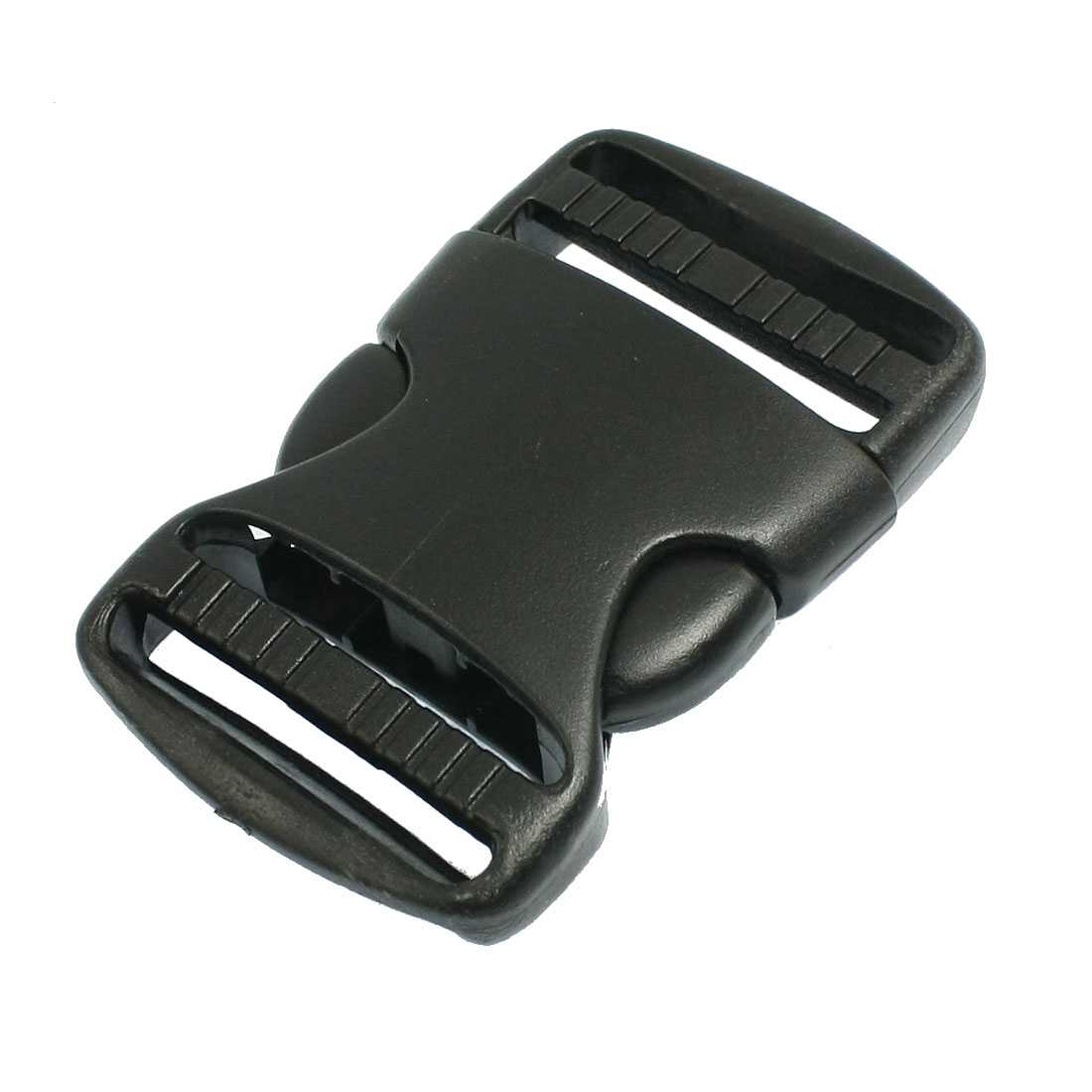 3.5cm Spare Parts Packbag Black Plastic Side Quick Release Buckle