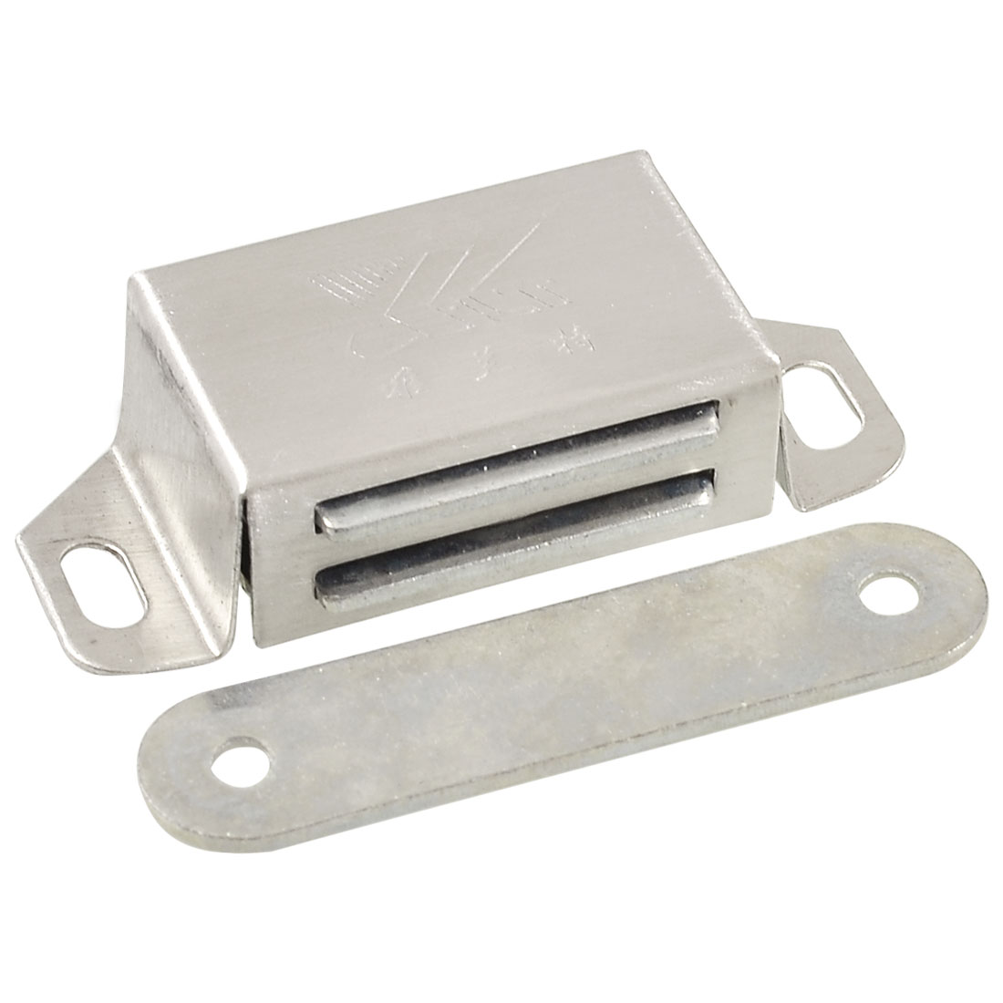 Cupboard 56mm x 25mm x 14mm Magnetic Latch Catch Hardware Part