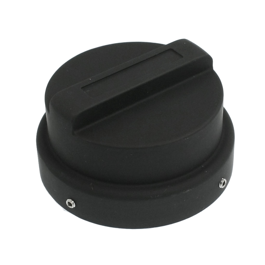 73mm Diameter Black Metal Engine Gas Oil Fuel Cap Cover Replacement