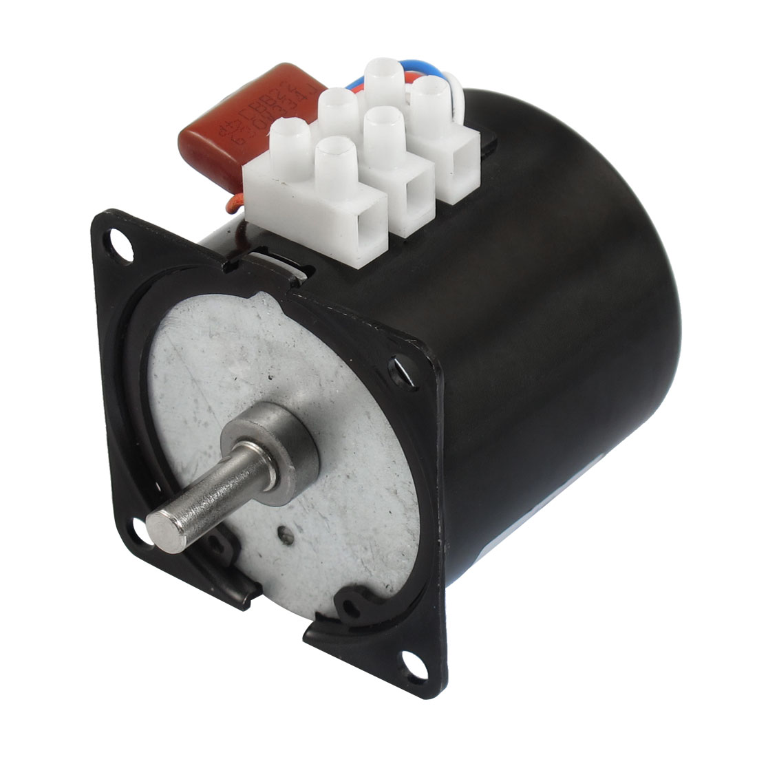 220VAC 60RPM Rotated Speed Synchronous Reduction Gear Box Motor 14W