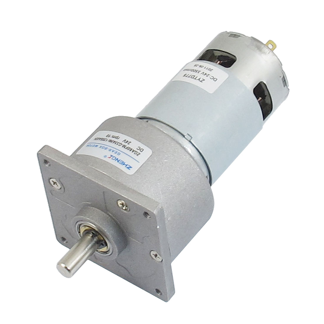 "24VDC 10RPM 0.31"" Shaft Diameter Magnetic Geared Motor"