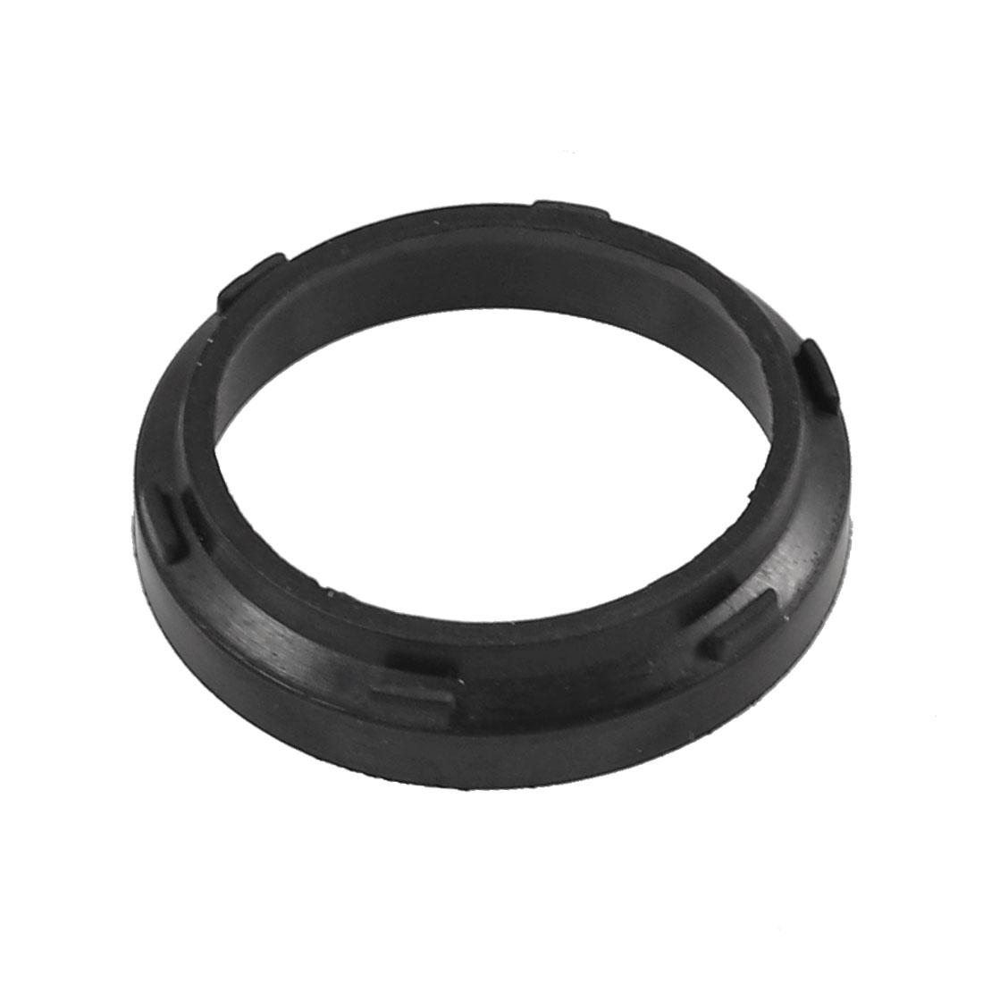 Black NBR Wiper Pneumatic Dust Seal 35mm x 28mm x 8mm for Air Cylinder