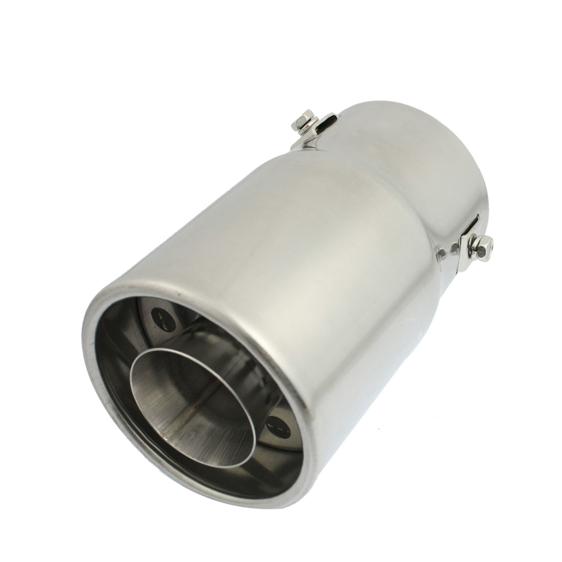 Auto Car Stainless Steel Silencer Muffler Exhaust Pipe 80mm