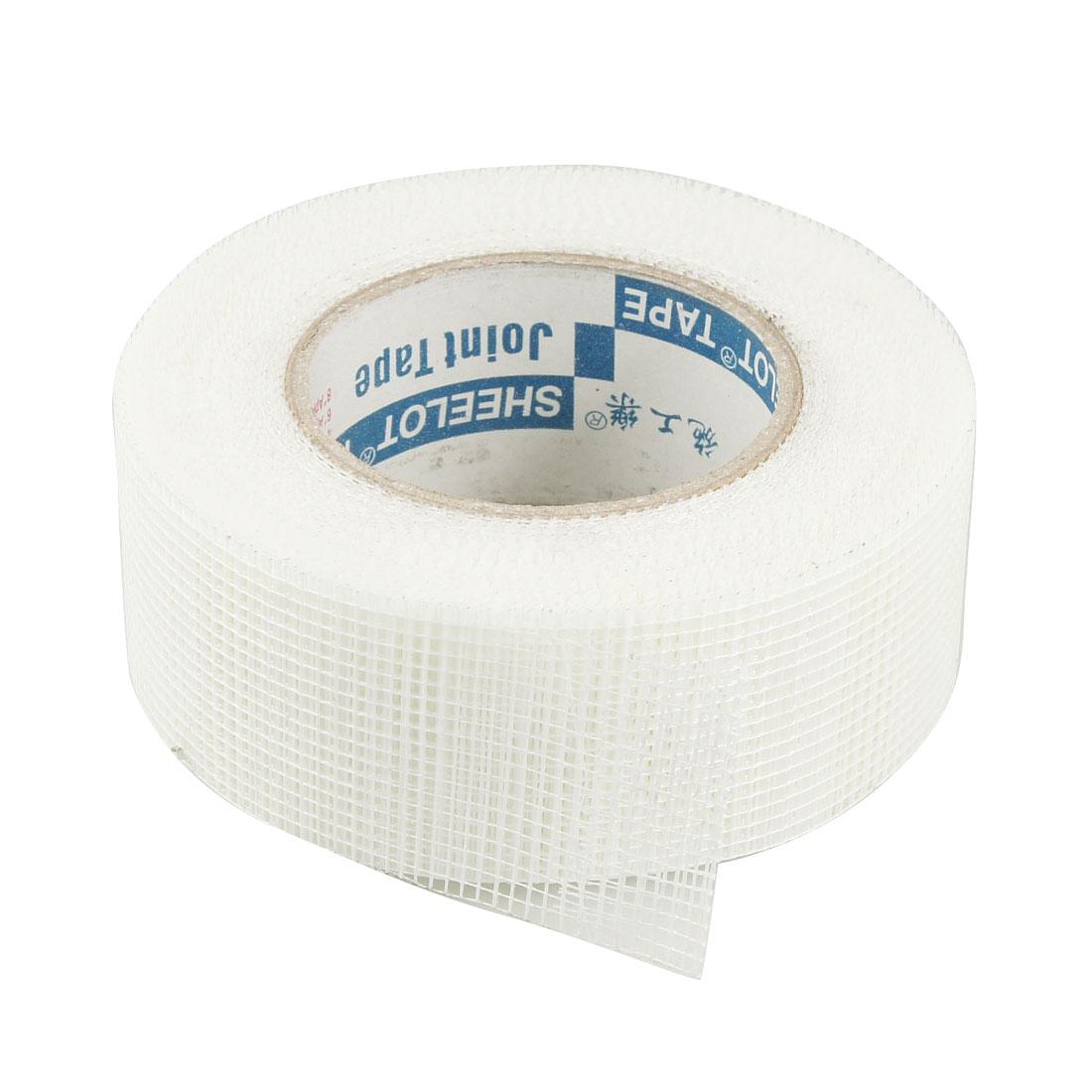 "Self Adhesive 2"" Width White Fiberglass Mesh Joint Tape"