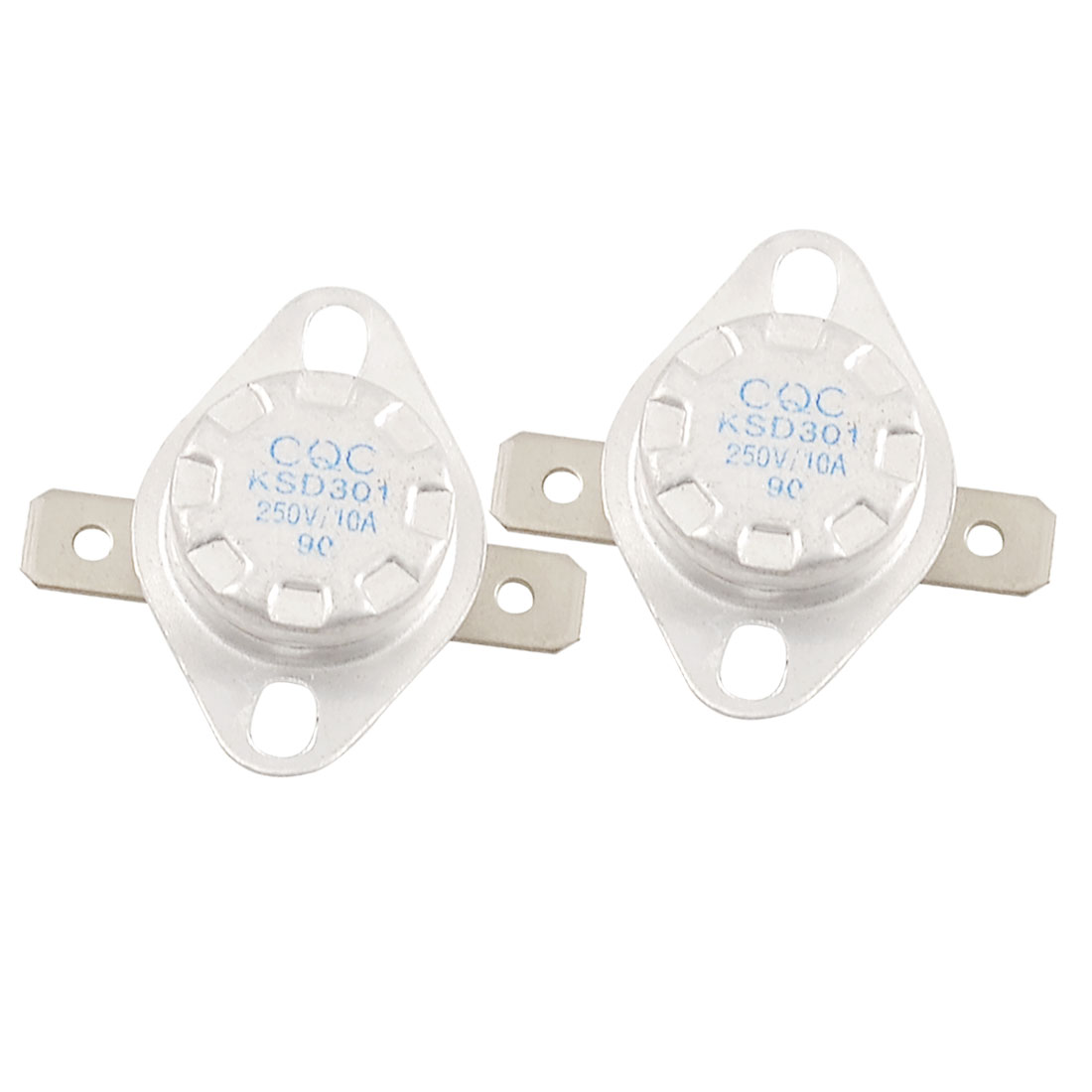 KSD301 90 Celsius Degree Ceramic Thermostat Temperature Switch NC