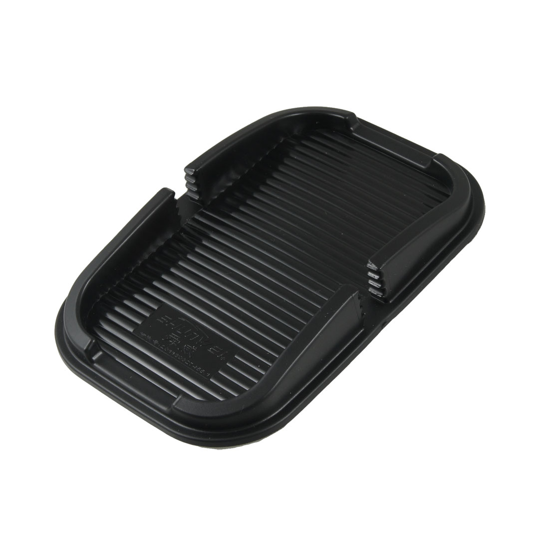 Car Black Soft Gel Rubber Nonslip Cell Phone Skid Proof Mat