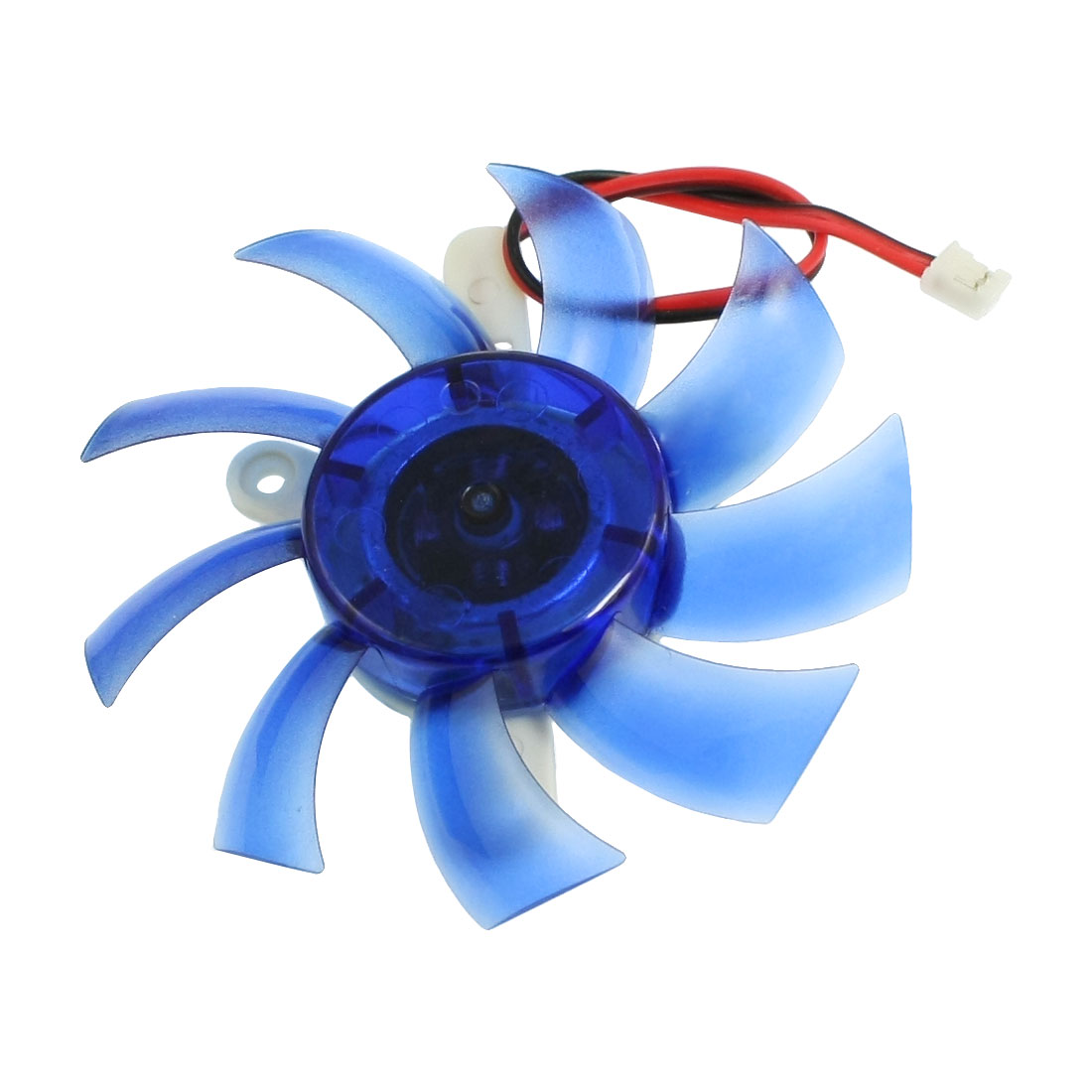 "5.9"" Cable DC 12V Desktop Computer 2 Terminals VGA Video Card Cooling Fan"