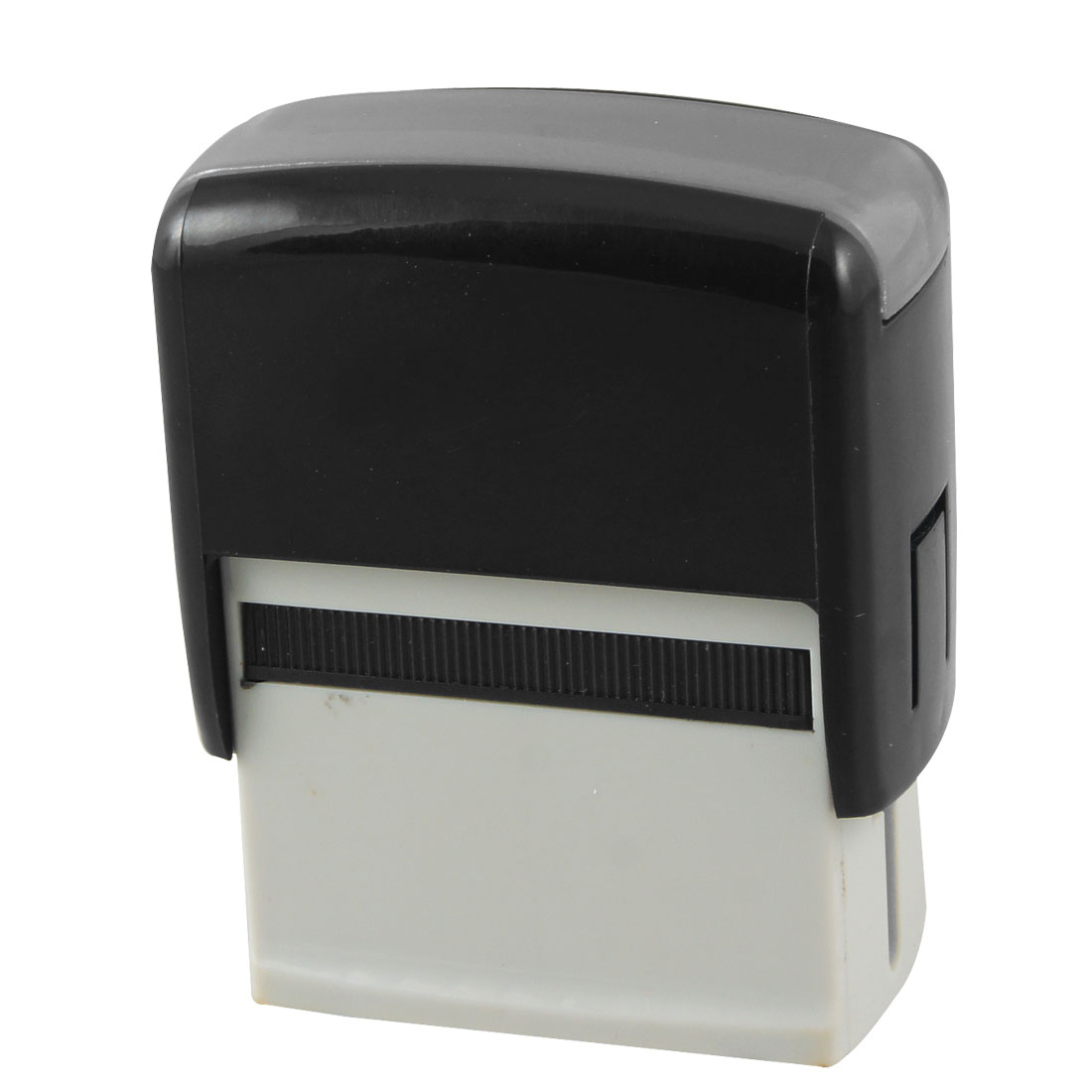 Black Gray Protector Mini Self Inking Date Stamp Case Size M