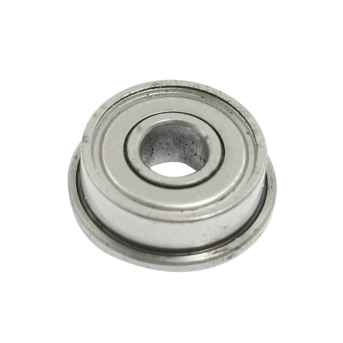 11mm x 5mm x 4mm Radial Shielded Deep Groove Flanged Ball Bearing