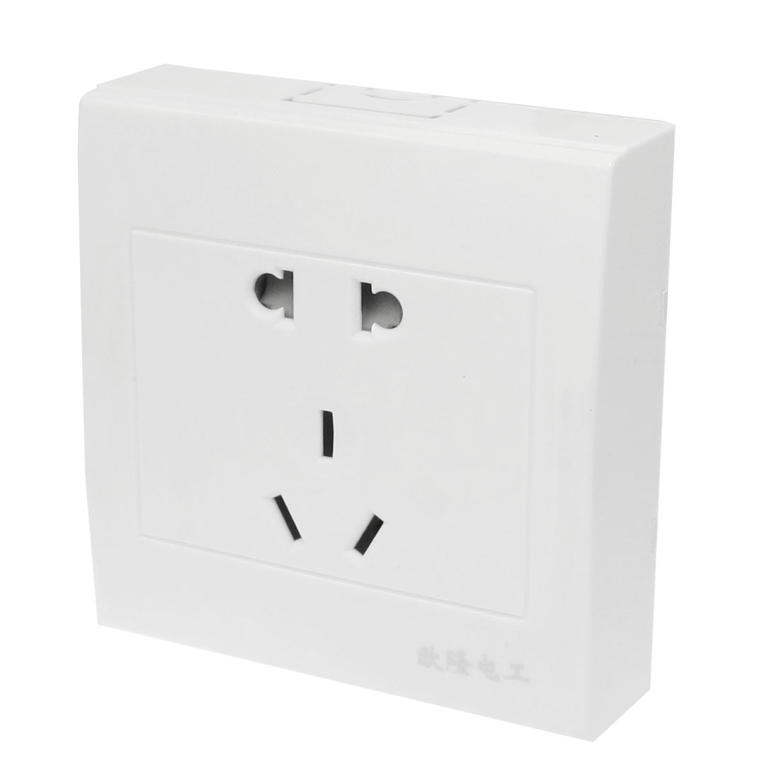 US EU Outlet AU Plug Seat Socket Wall Plate AC 250V 10A