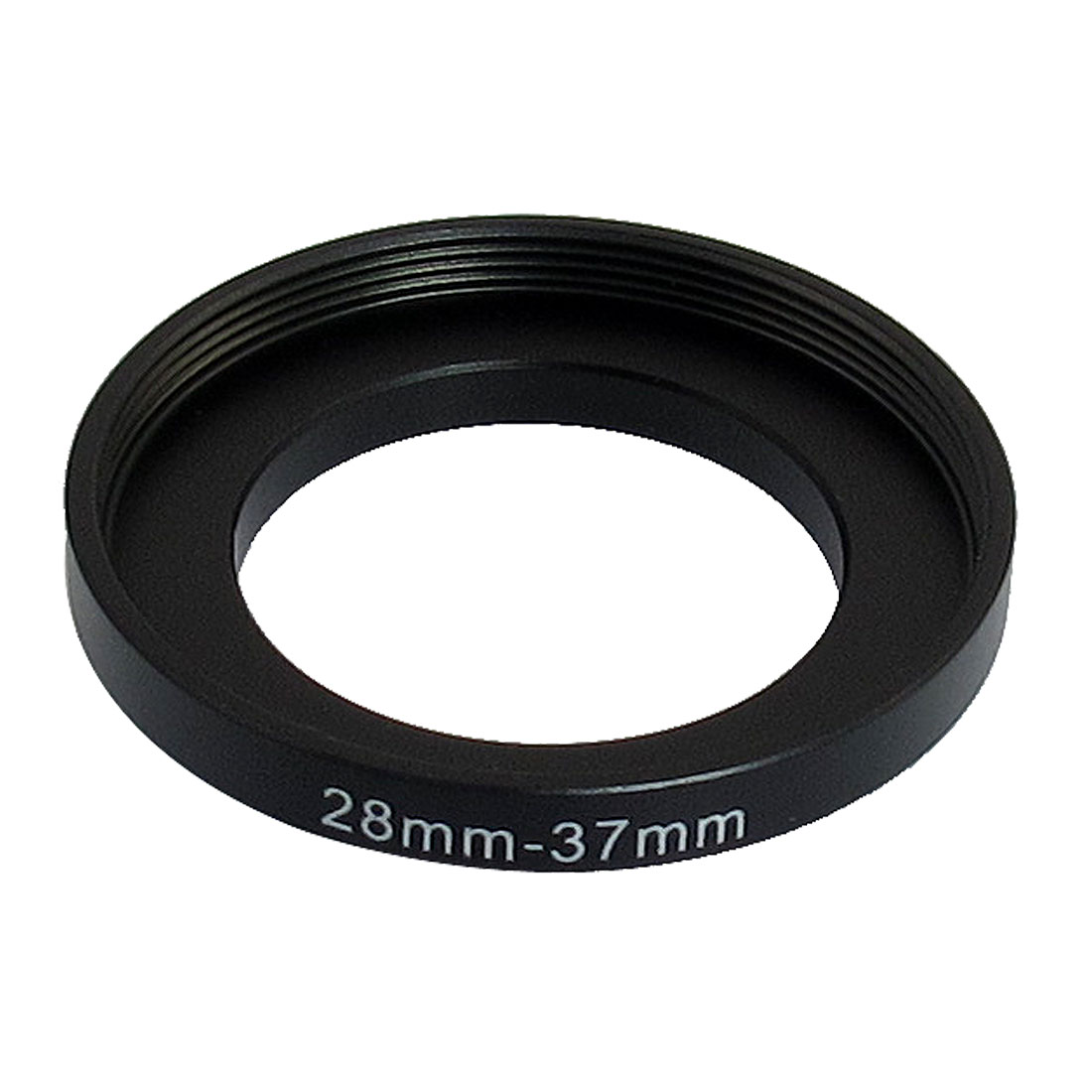 28mm-37mm 28mm to 37mm Black Step up Ring Adapter for Camera