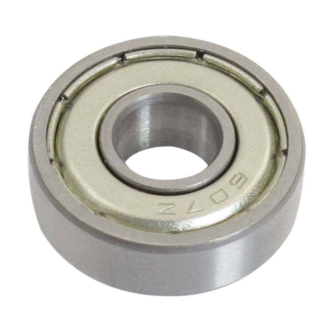 7 x 19 x 6mm 607 Shielded Miniature Deep Groove Radial Ball Bearing
