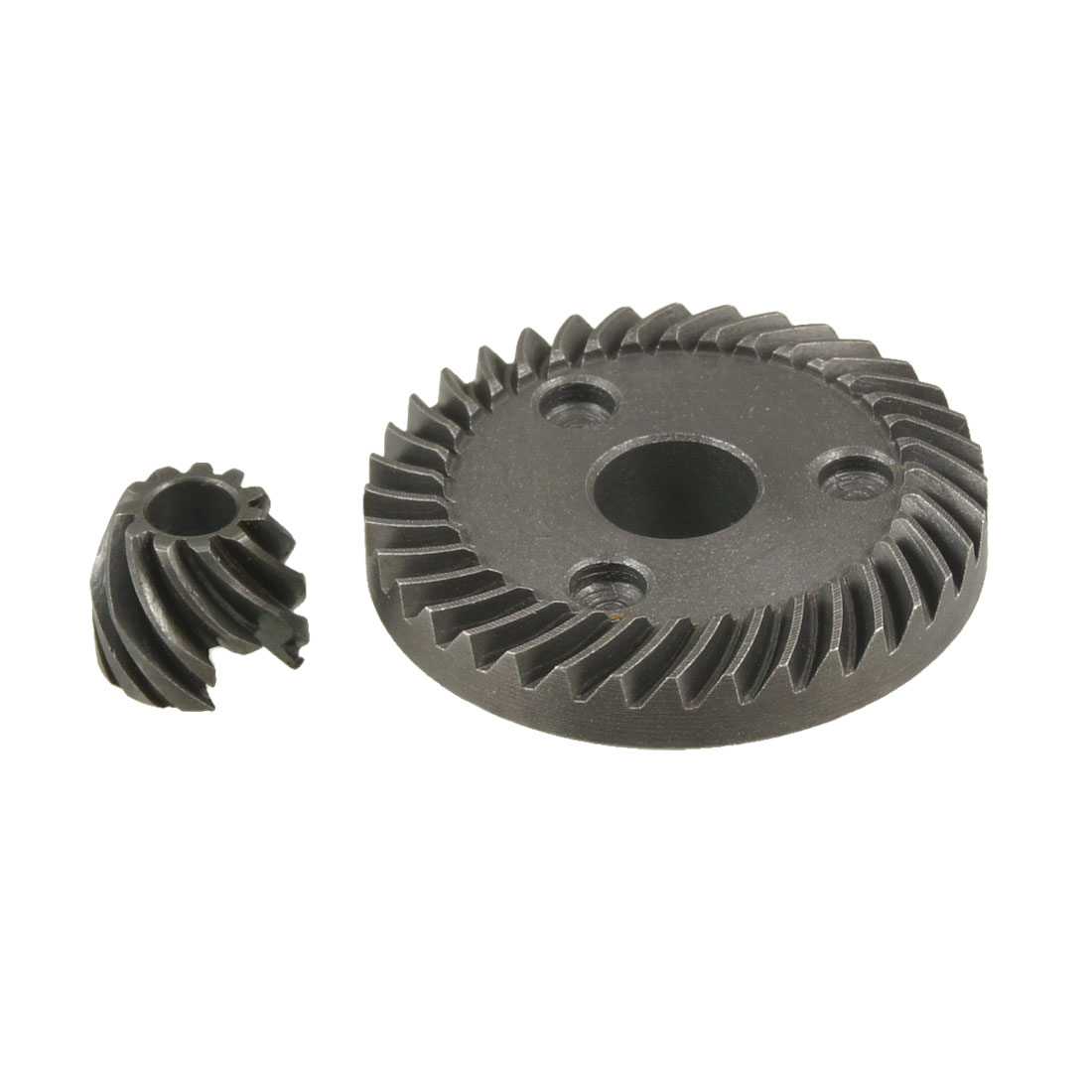 1 Set Replacement Angle Grinder Spiral Bevel Gear Set for Makita 9523