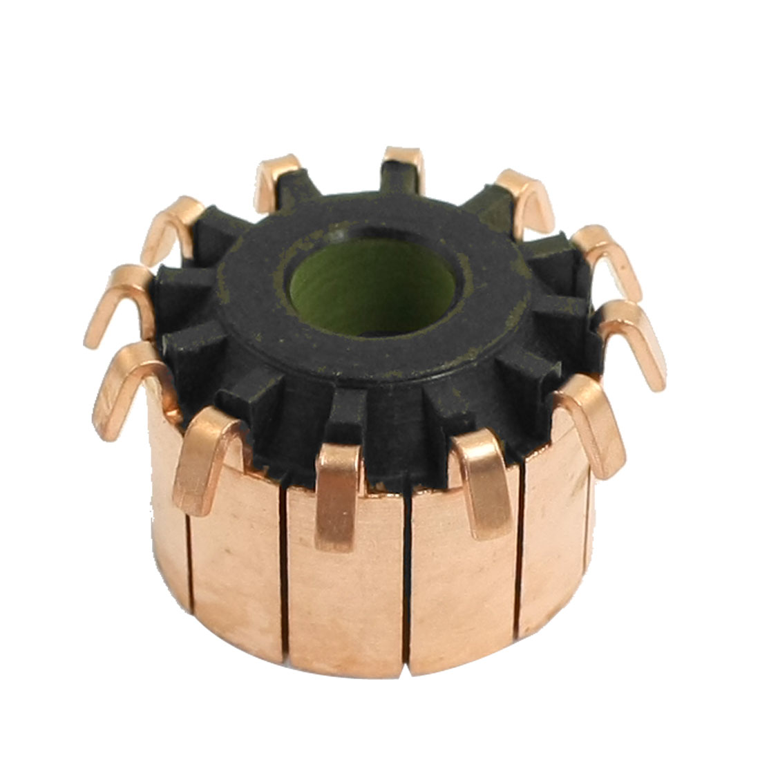 8mm x 23mm x 16mm 12 Tooth Copper Case Auto Alternator Power Tool Commutator
