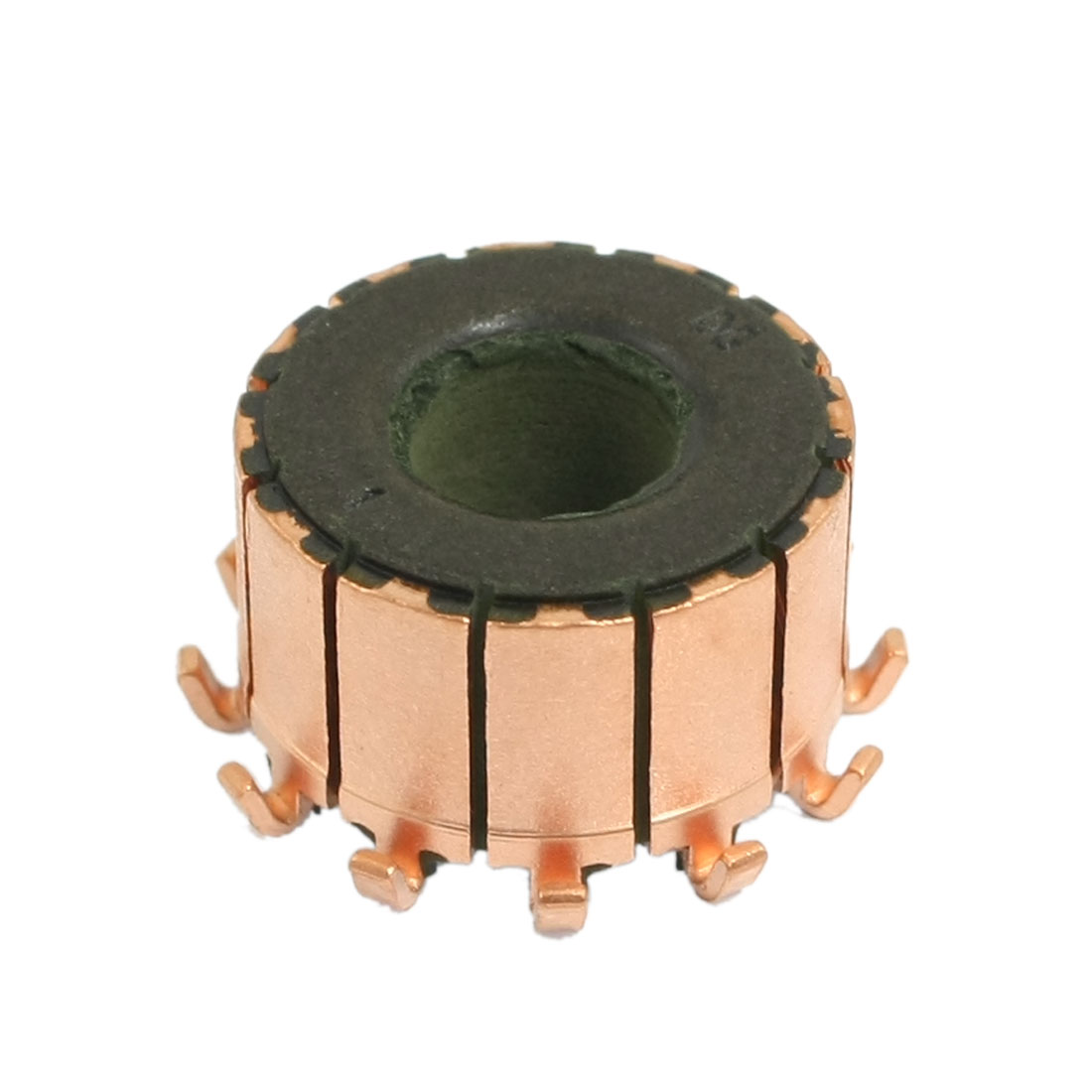 8mm x 18.9mm x 11.7mm Copper Case Auto Alternator Motor Power Tool Commutator