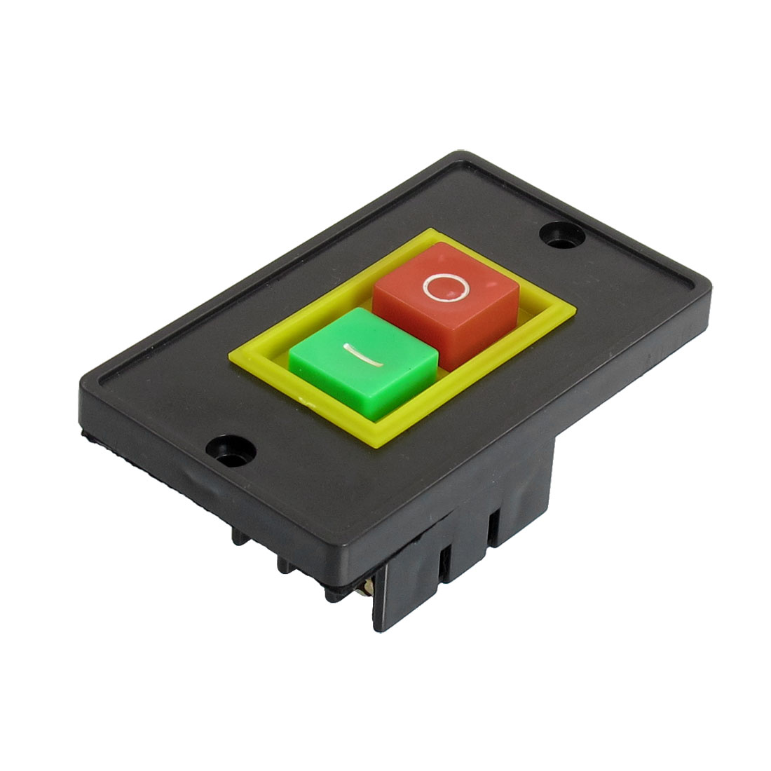 QCS1 AC 380V 2KW Red Green I/O Start Stop Push Button Switch