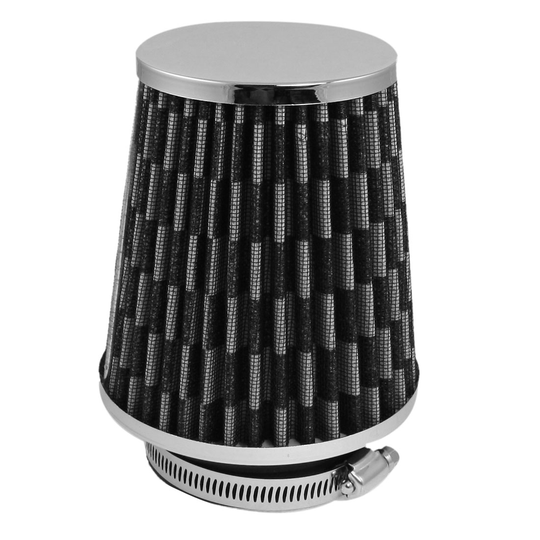 "Universal Cold Cone Air Intake Filter 76mm 3"" for Car Auto Vehicle"