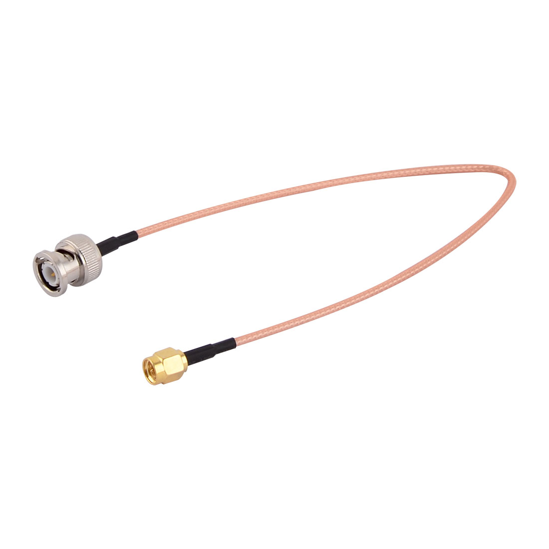 "11"" Length BNC Male to SMA Male M/M Connector Pigtail Cable"