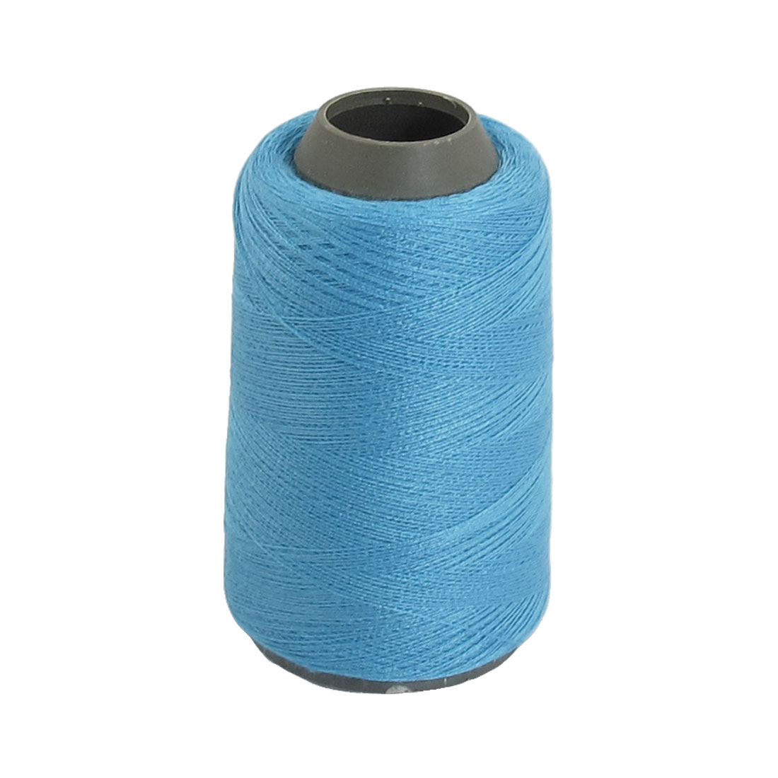 Tailoring Cotton Line Sewing Thread Reel Spool Baby Blue