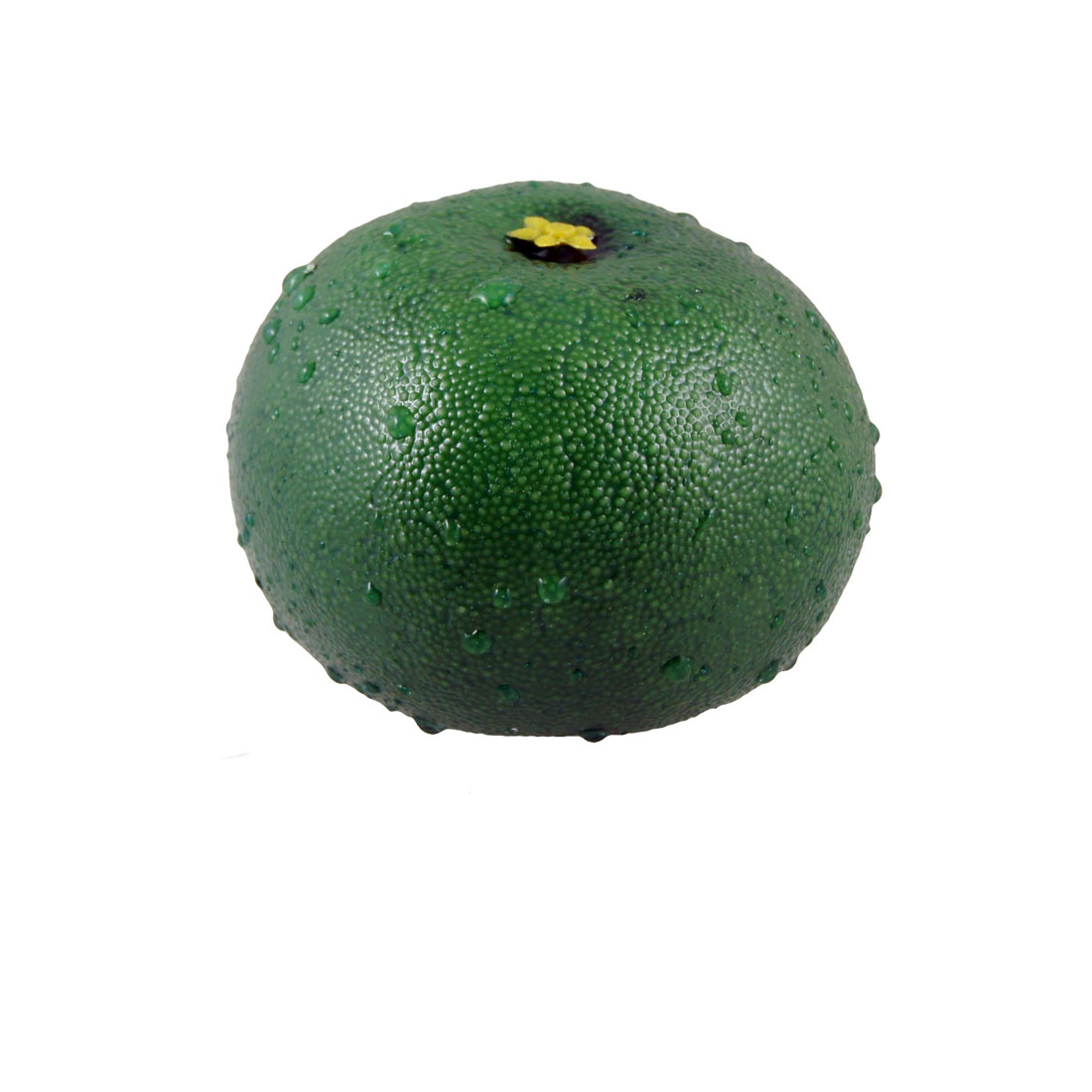 Foam Artificial Green Orange Fruit Kitchen Table Decoration