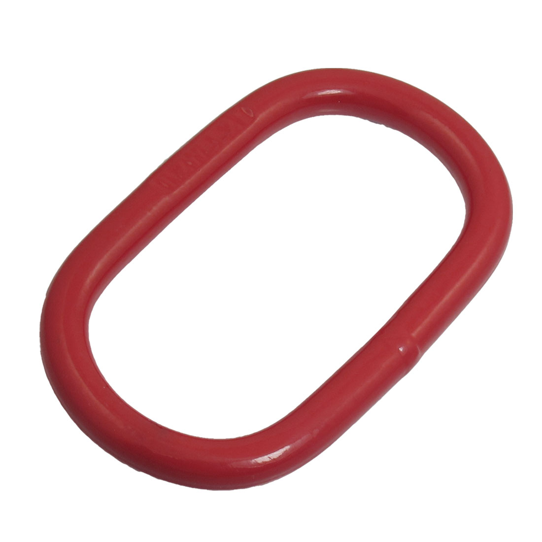 2T 4400Lbs High Strength Oval Lashing Lifting Ring Tool Red